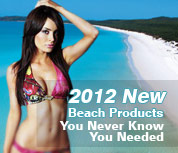 2011 new beach products!