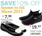 Summer to Fall Shoes 2011